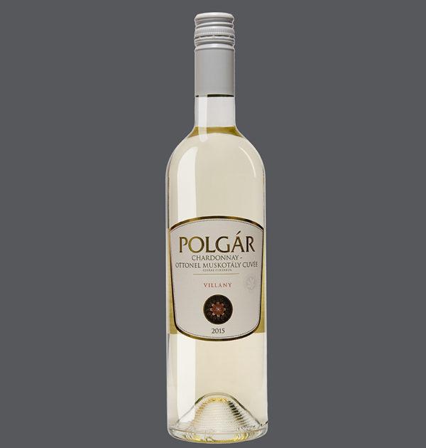 Chardonnay-Muskotály Cuvée 2015